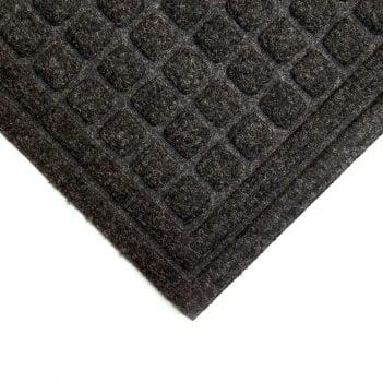Tapis anti-poussière Tapis d'entrée 100% recyclé écologique robuste