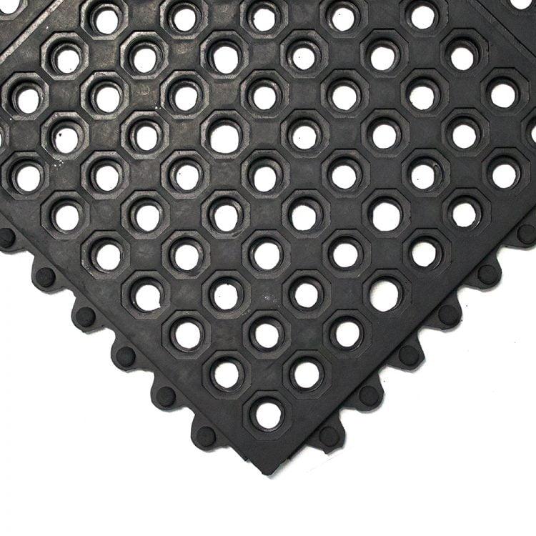 Tapis de protection du sol Tapis de travail de remise en forme Tapis anti-fatigue Tapis antidérapant