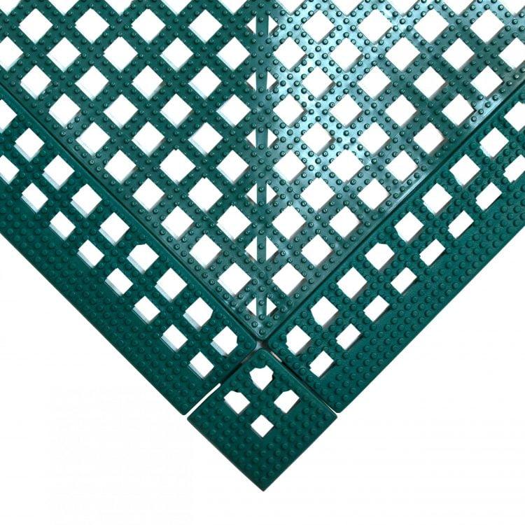 Tapis antidérapant Tapis de piscine Couverture de douche Hygiénique COBA Flexi Deck