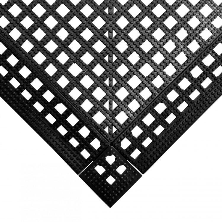 Tapis de travail Tapis antidérapant Carreaux tapis antidérapant COBA Europe