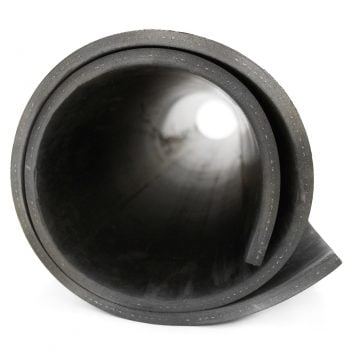 Caoutchouc styrène-butadiène (SBR) avec insert Feuilles de caoutchouc Caoutchouc industriel
