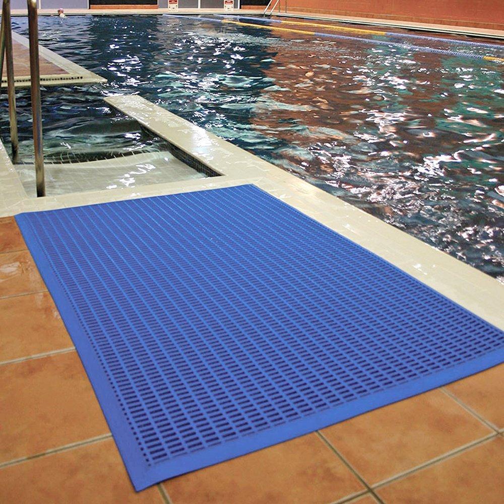 Tapis antidérapant Piscines Vestiaires Salle de sport Drainage Zone humide