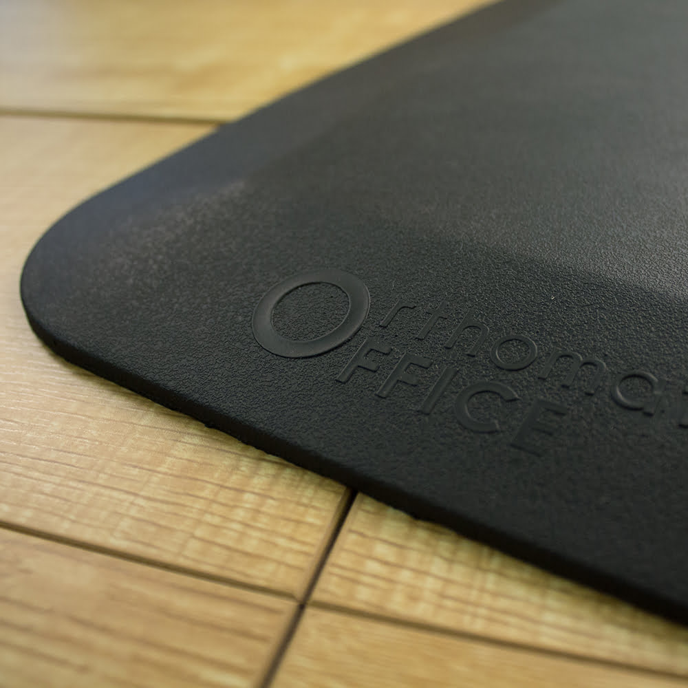 Tapis anti-fatigue Tapis ergonomique Tapis de travail Bureau Poste de travail debout Caisse COBA Orthomat