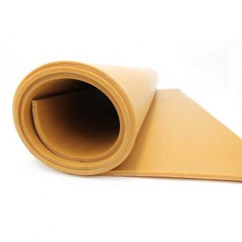 Plaque de caoutchouc très résistante aux irritations Caoutchouc naturel Caoutchouc industriel