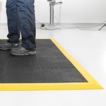 Tapis de protection du sol Tapis de travail de fitness Tapis anti-fatigue Tapis antidérapant