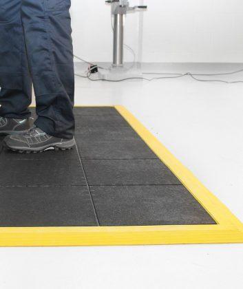Tapis de protection du sol Tapis de travail de fitness Tapis anti-fatigue Tapis antidérapant