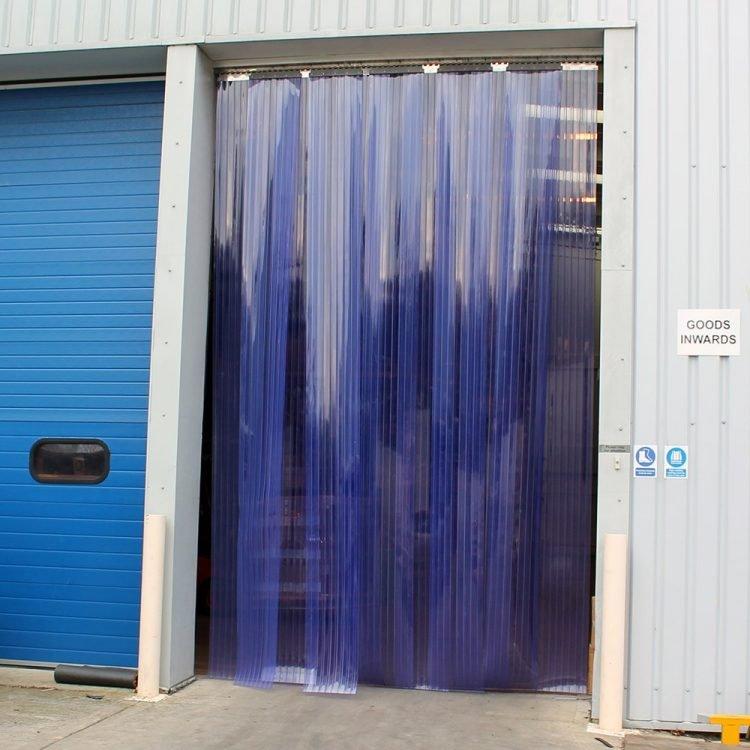 Rideaux à lanières en PVC Industrie rideaux à bandes
