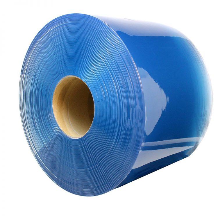 Rideau à bandes en PVC pour entrepôt frigorifique