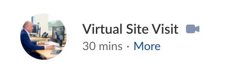 Réservez une visite virtuelle de votre site avec nos experts en tapis de sol.