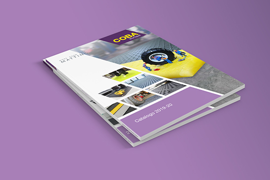 Catalogo 2019-20 COBA Europe