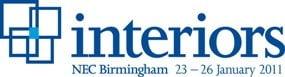 Interiors 2011 logo