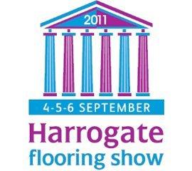 Harrogate Flooring Show Logo