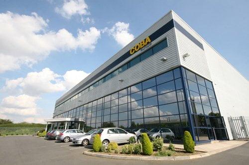 COBA Europe Building