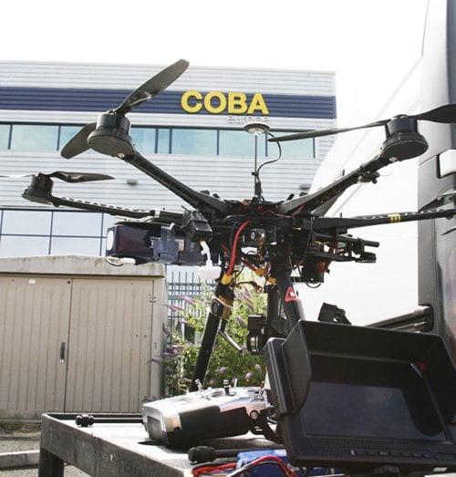 UAV COBA
