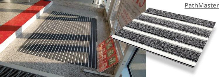 commercial entrance matting