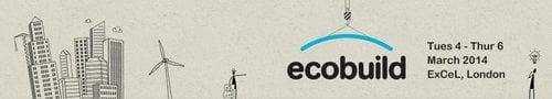 Ecobuild 2014 event