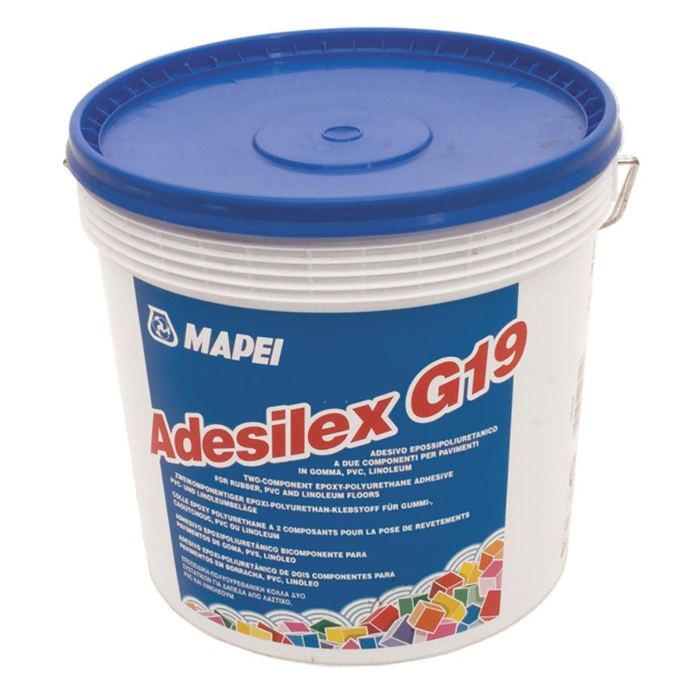 Klej poliuretanowy Adesilex G19 do wykładzin podłogowych z gumy, PVC i linoleum