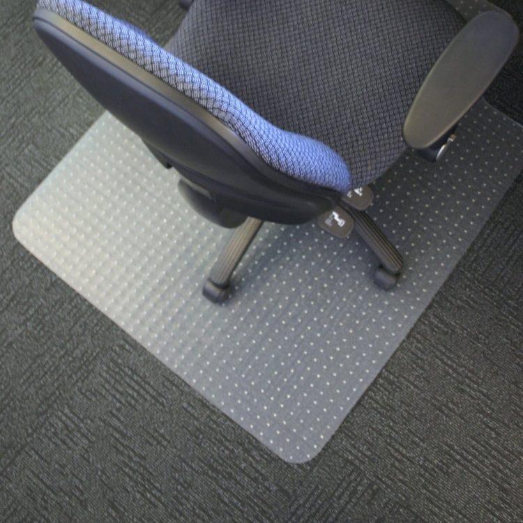 Podkład pod krzesło biurowe Mata chroniąca podłogę Ochrona dywanu