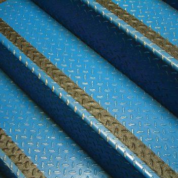 Podłoga antypoślizgowa Taśma samoprzylepna Zabezpieczenie podłogi taśmą antypoślizgową