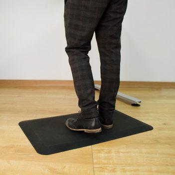 mata antyzmęczeniowa ergonomiczna mata stanowiskowa biuro stanowisko pracy stojącej COBA Orthomat