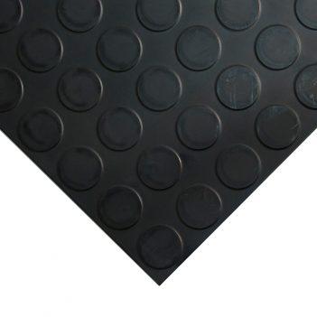Pokrycie posadzki gumowymi płytkami pojedynczymi