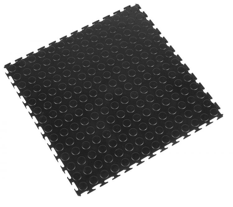 Podłoga przemysłowa Wykładzina podłogowa Płytki z recyklingu Wózek widłowy Odpowiedni wózek widłowy