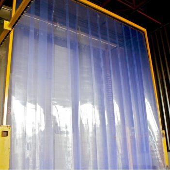 Kurtyny paskowe PVC producent chłodni COBA Europe