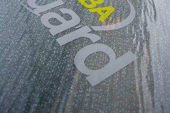 COBA Guard carpet protection film