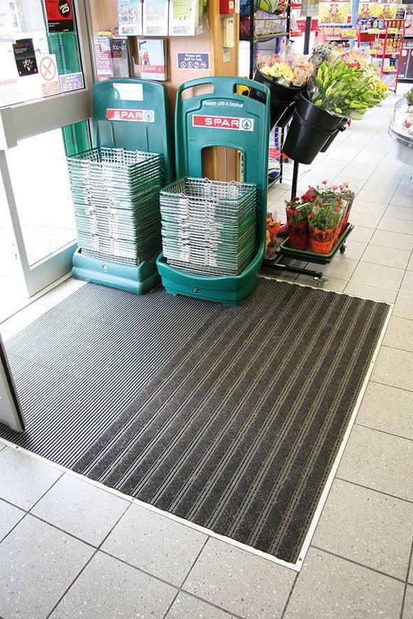 Premier Track entrance matting