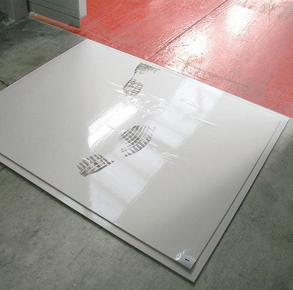 Clean-Step tacky doormats