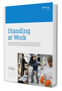 standing at work white paper