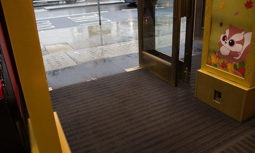 Premier Track Entrance Tiles for Toy Store