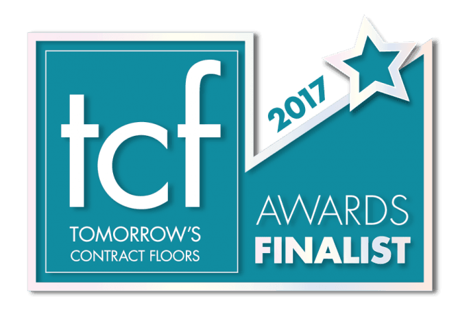 Tomorrow's Contract Floors Finalist Logo 2017