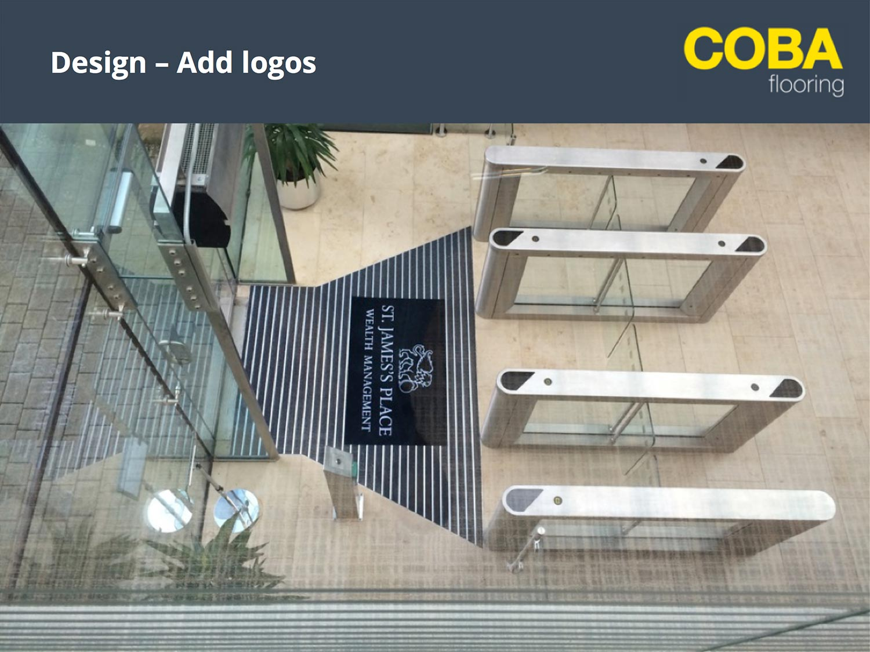 entrance matting design