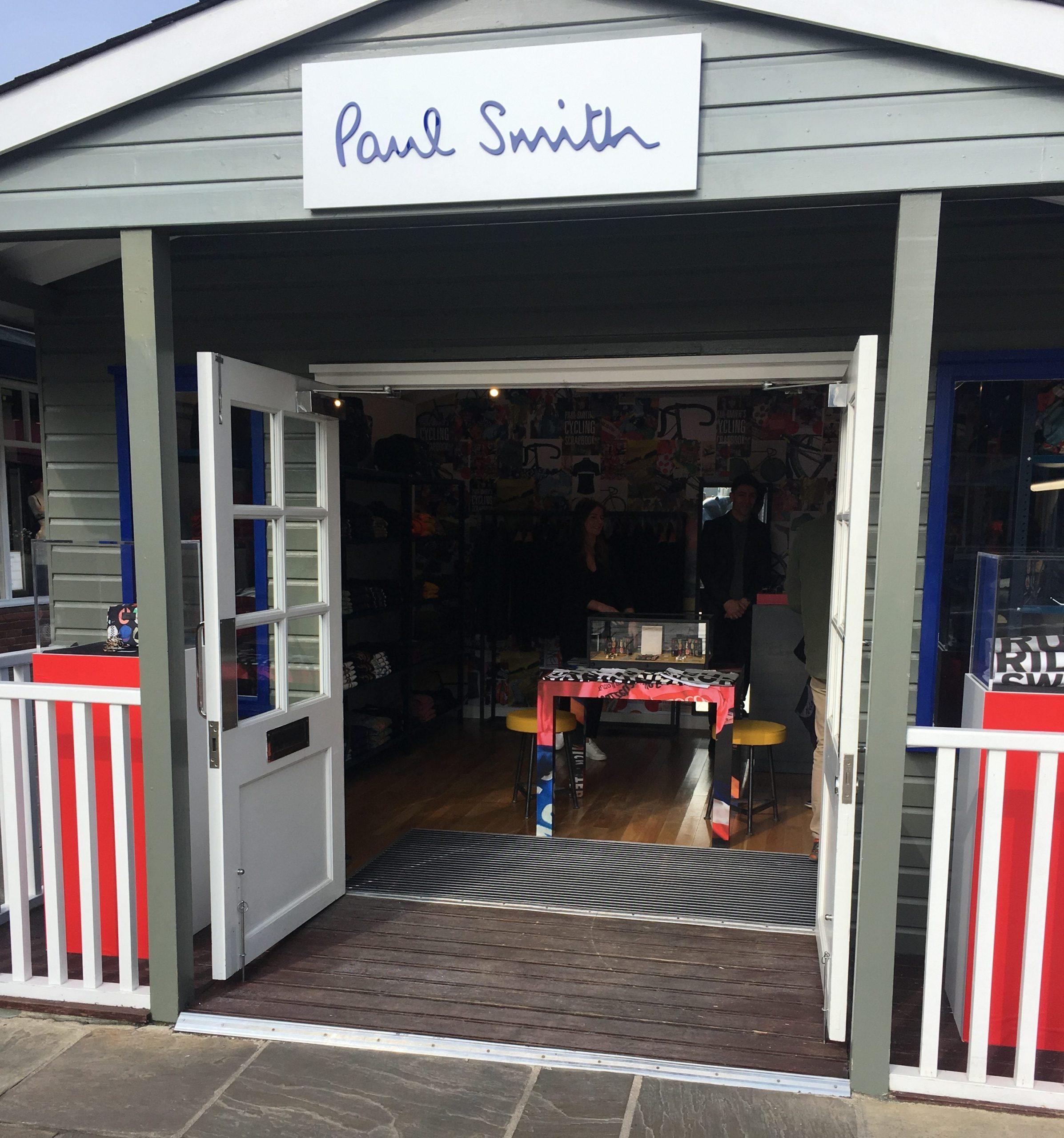 Paul Smith Plan.a Entrance Matting