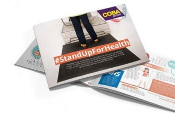 StandUp4Health eBook Cover