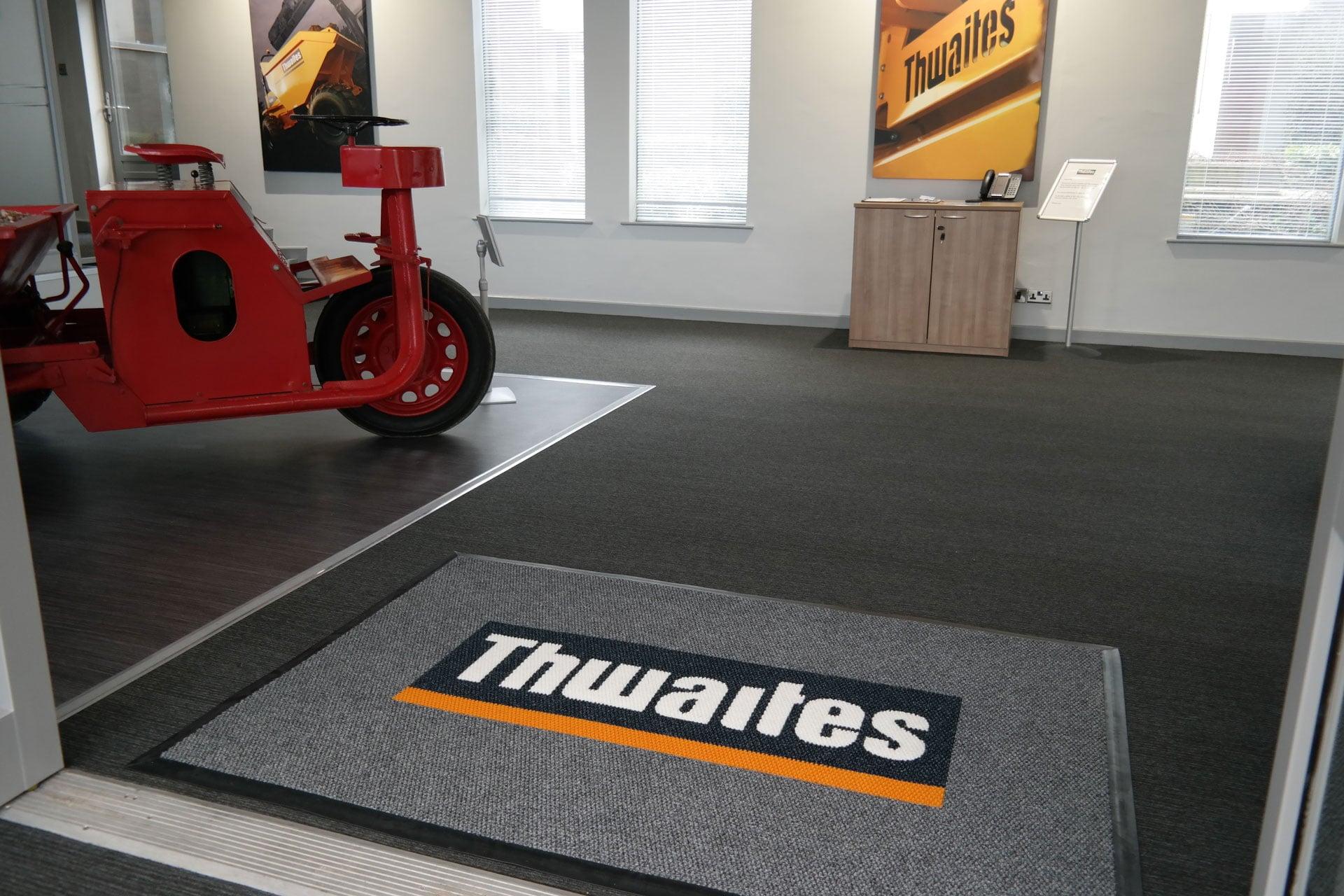 Thwaites Entrance Logomat