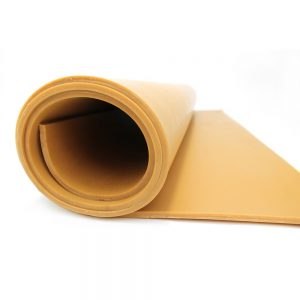 para shotblast rubber sheet