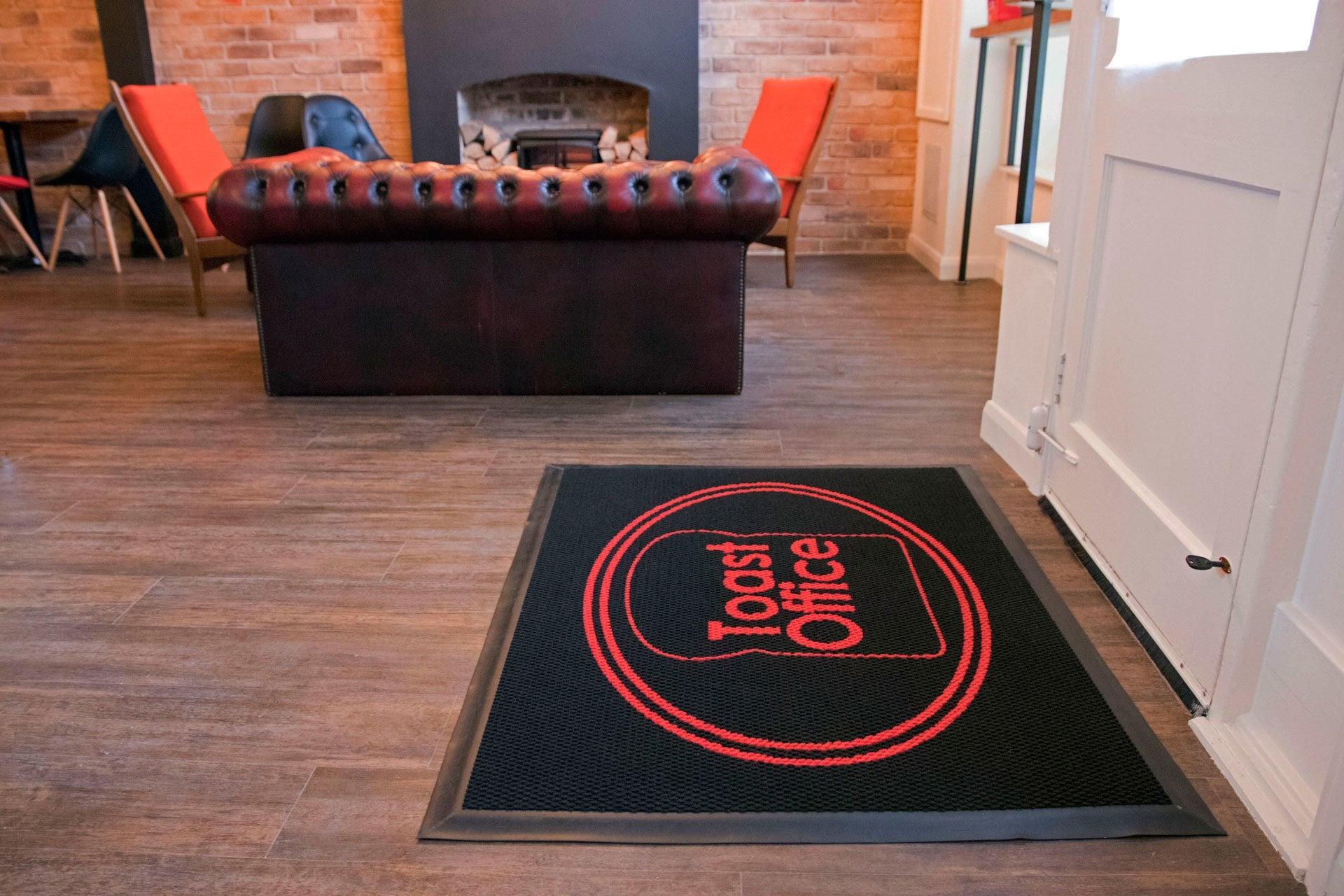 Toast Office Fleckney Logomat
