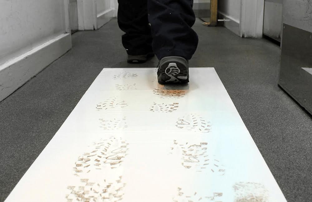 first step loose lay mats