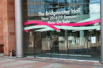 Bridgewater Hall Entrance Matting