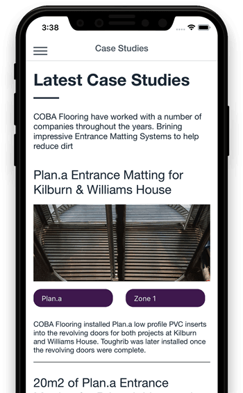 Case Studies in App