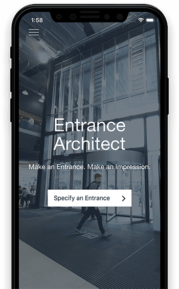 Entrance Architect Home