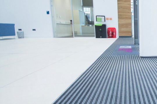 BIM Ready Entrance Matting