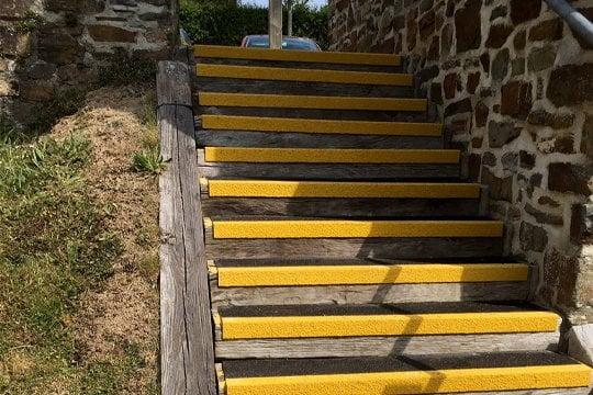 Council Stair Tread