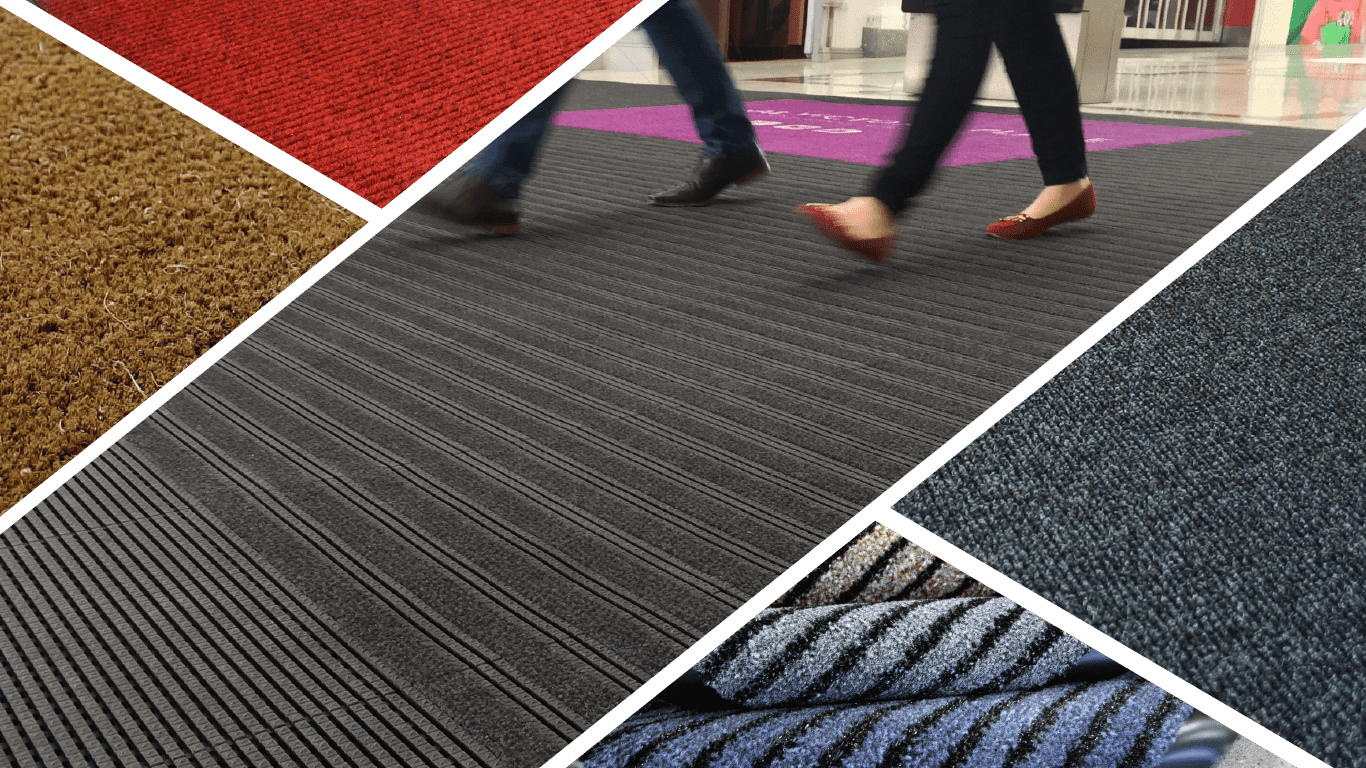 How To Choose The Best Entrance Matting Material Coba Europe