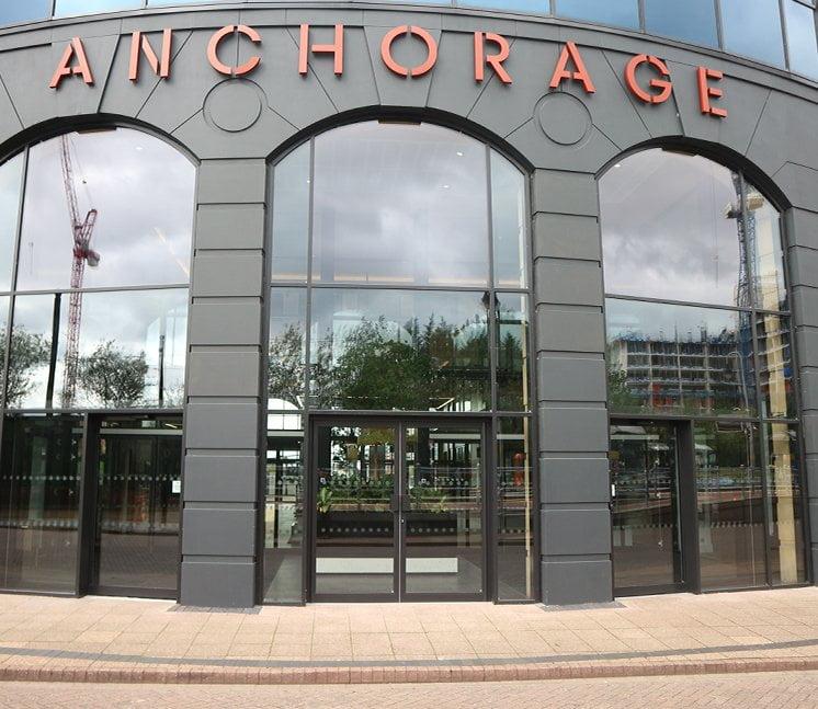 Entrance Matting The Anchorage