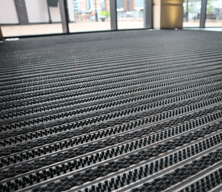 Anchorage Point Entrance Matting