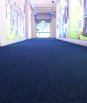 LCFC Alba carpet