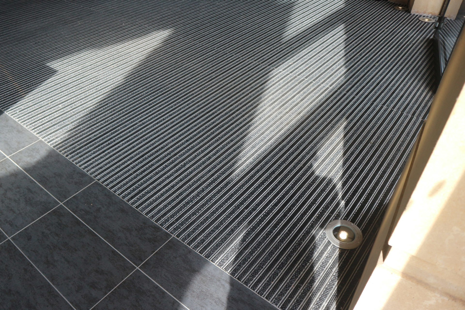 Entrance Matting for The Anchorage